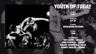 YOUTH OF TODAY - Disengage EP - Revelation Records (1990)