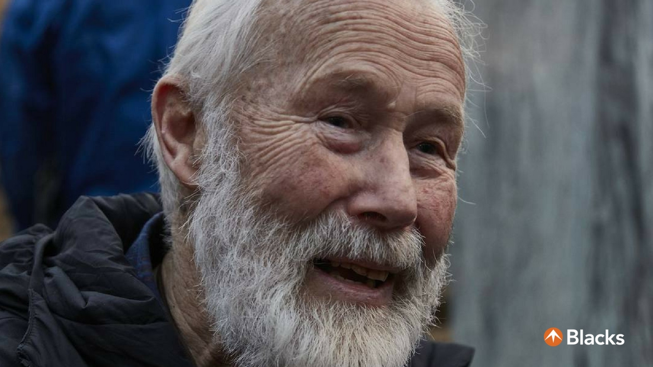 Exclusive Interview with | Sir Chris Bonington