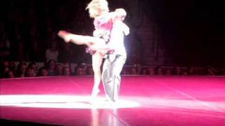 So you think you can dance season 7, Kent and Lauren My first Kiss