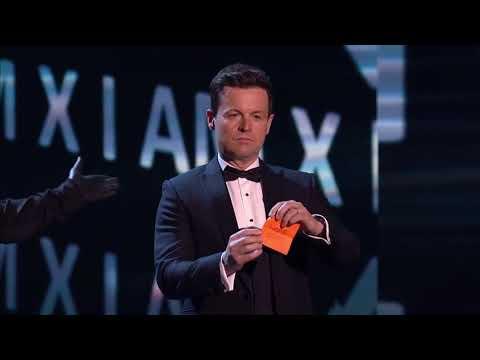 Masked magician X finally reveals their true identity   The Final   BGT 2019 (видео)