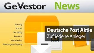 Deutsche Post: Den Aktionären wird geliefert