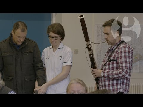 Hitting the right note: the orchestra helping stroke survivors recover
