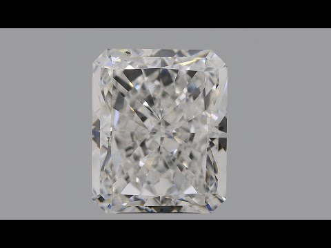Radiant CVD Diamond 4.87ct F SI1 TYPE 2A IGI Certified