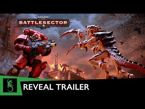 Warhammer 40,000: Battlesector || Reveal Trailer de Warhammer 40,000: Battlesector