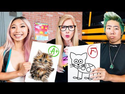 I Sent ZHC Back to Art School!