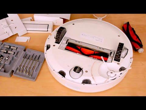Xiaomi Mi Robot Vacuum - Wartung nach 1 1/2 Jahren (Filterwechsel, Saugbürsten & Sensoren)