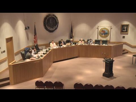 Board of Adjustment 8.21.18