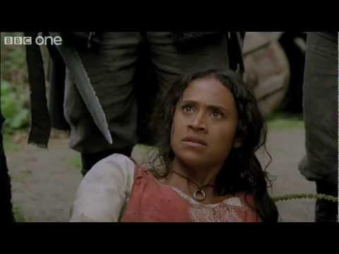 Gwen - Merlin - Series 4 Episode 11 - BBC One
