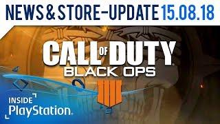 Black Ops 4: Battle Royale Beta für PS4-Besitzer kommt! | PlayStation News & Store Update