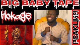 Big Baby Tape – Hokage [Dragonborn 2018] | Реакция ИНОСТРАНЦА
