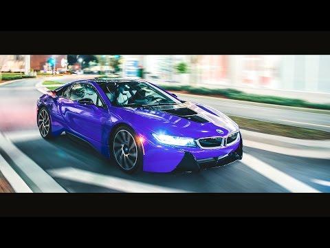 3M™ Wrap Film Series 1080 - Gloss Plum Explosion - Teaser