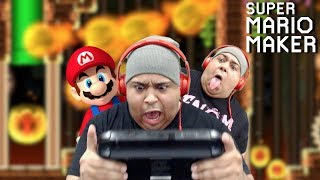 OKAY THESE LEVELS ON A WHOLE NOTHER LEVEL!! NO? OKAY. [SUPER MARIO MAKER] [#103]