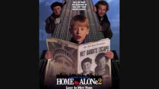 It's Beginning To Look Alot Like Christmas - Johnny Mathis - Home Alone 2 SoundTrack
