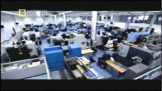 Смотреть онлайн Как работает завод Формулы 1 Уильямс