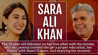 Rajeev Masand Interview With Sara Ali Khan | CNN-News18 Exclusive