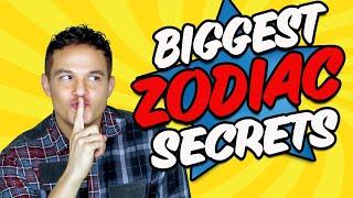 The Biggest Secret About Each Zodiac Sign