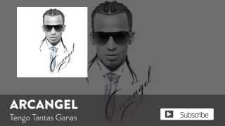Tengo Tantas Ganas (Audio) - Arcangel (Video)