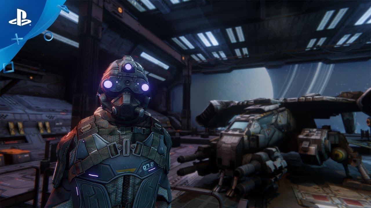 End Space Launches September 19th for PS VR