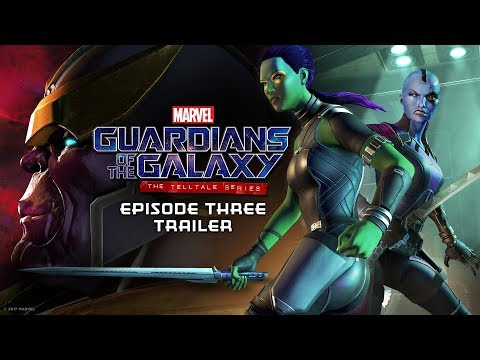 Marvel's Guardians of the Galaxy: The Telltale Series - EPISODE THREE TRAILER thumbnail