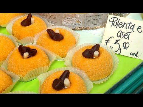 Polenta e osei: Bergamo's unique Italian cake