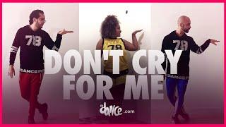 Don't Cry For Me - Alok, Martin Jensen, Jason Derulo | FitDance TV