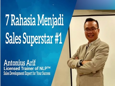 7 Rahasia Sales Superstar Video 1