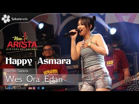 Happy asmara    wes ora edan  official
