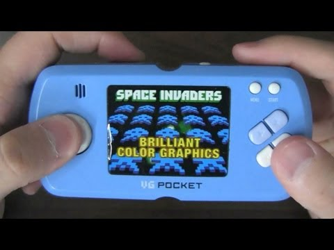 CGRundertow VG POCKET CAPLET Video Game Hardware Review