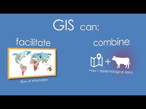 GIS online training course «The use of GIS in animal disease ...