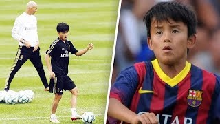 Real Madrid'den Barcelona'ya Büyük ŞOK ! ''Japon'' Messi'yi Transfer Etti !
