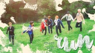 [3D Audio] BTS (방탄소년단) RUN Lyrics [ Eng / Hangul ]  - Use Headphones!