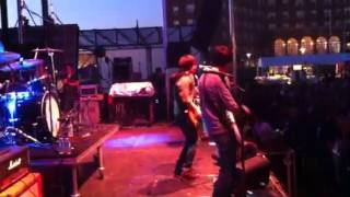 """Armor For Sleep """"The Truth About Heaven"""" Live at Bamboozle 2012"""