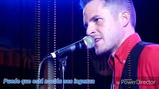 Playing With Fire - Brandon Flowers (Subtitulada)