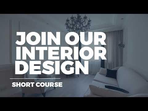 Interior Design short course - YouTube