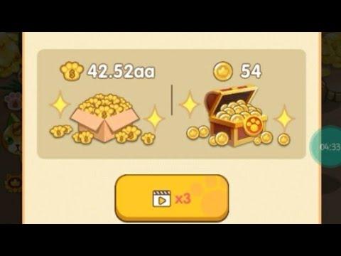 clipclaps ainda ta pagando?🤔 meu saque ta atrasado!😢 to ganhando clapcoin com o gato de ouro 🤑