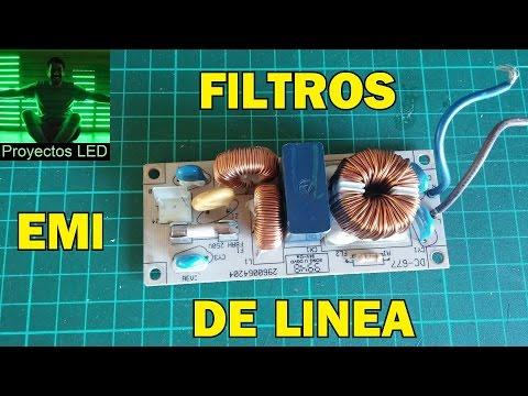Probando filtros de linea (EMI), Interferencia Electromagnética
