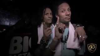 Les Twins x KISS CLUB Street Dance 3D ( Ironik - Tiny Dancer Hold Me Closer scene)