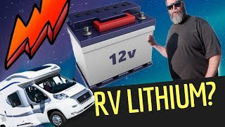 10 QUESTIONS On LITHIUM BATTERIES For RV LIVING