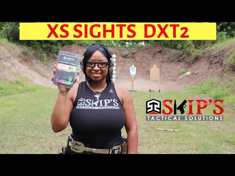 XS Sights DXT2 NIGHT SIGHT REVIEW