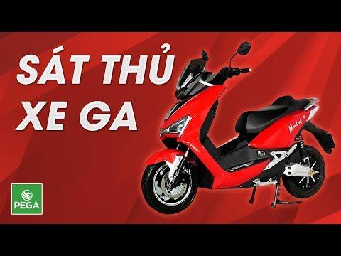 Quảng cáo xe máy điện Pega NewTech