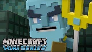 Mystery Of The Greek Isles Compilation | Minecraft Mini Series: Season 2 | Mattel Action!
