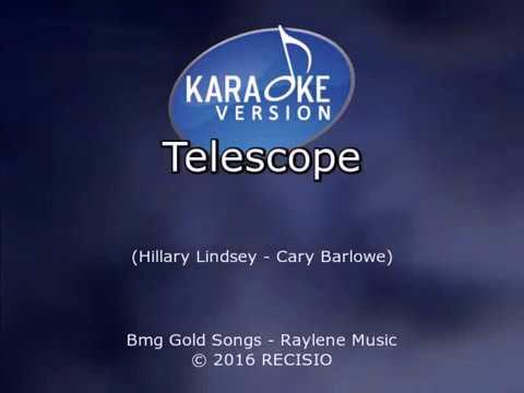 Karaoke - Telescope - Hayden Pannetiere (Nashville)