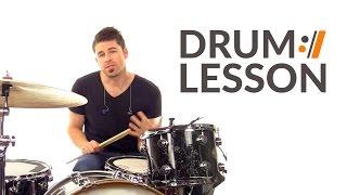 Jesus Loves Me - Chris Tomlin // Drum Tutorial