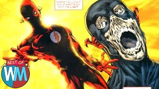 Top 10 Biggest Superhero Deaths - Best of WatchMojo