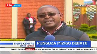 Punguza Mizigo Initiative head to Uasin Gishu County