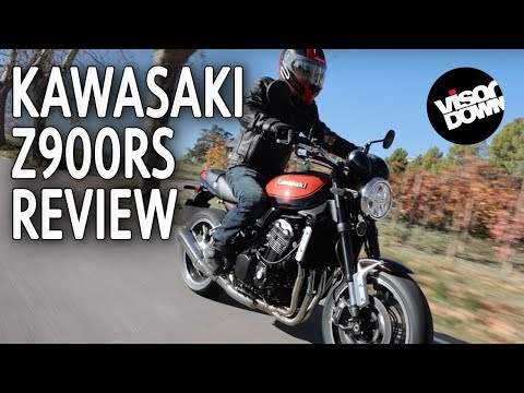Kawasaki Z900RS motorcycle review | Visordown.com