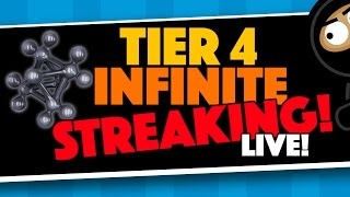 Live: Infinite Streaking for a T4 Catalyst