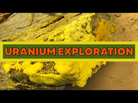 Uranium Exploration To Fuel The Future Of Nuclear Power Generation