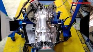 NİSSAN Navara Otomatik Şanzımanın (RE5R05A) Tamir ve Final Testi - [ATCO]