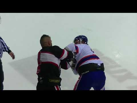 David Lacroix vs. Chris Cloutier